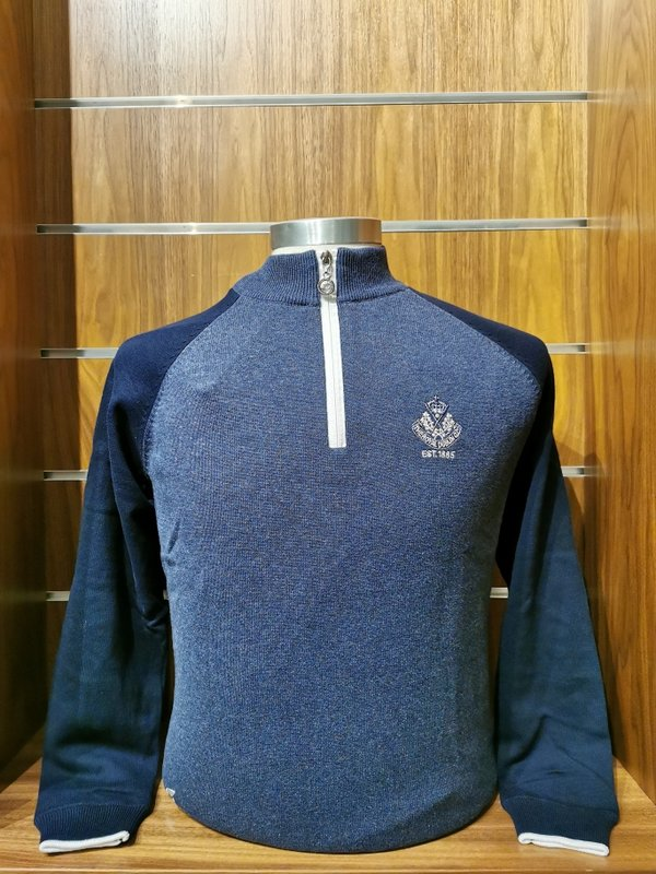 Sunderland Ladies lined zip sweater