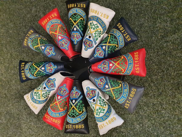 Mighty Crest Blade Putter Cover