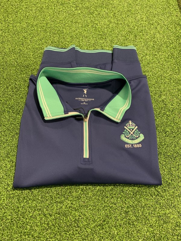 Fairway and Green Combo - Denim blue/light green