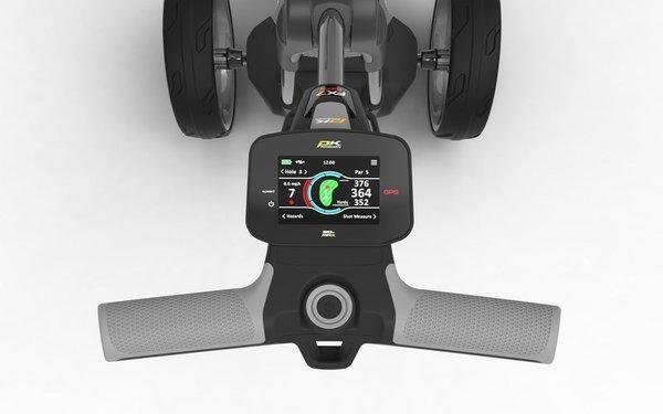 Powakaddy FX7 Lithium with GPS.