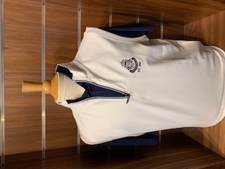 F&G T-Shirt (€109) and Tech Solid 1/4 zip slipover (€109).