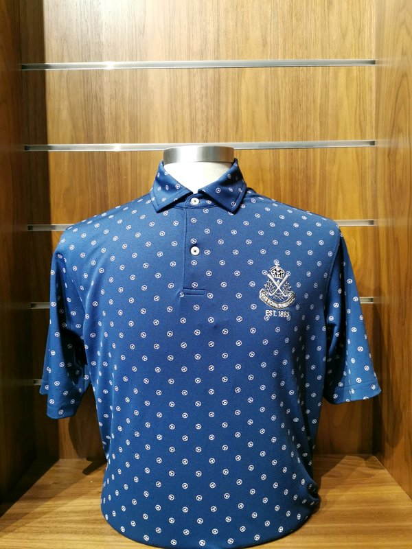 F&G The STEERING Print Polo (copy)