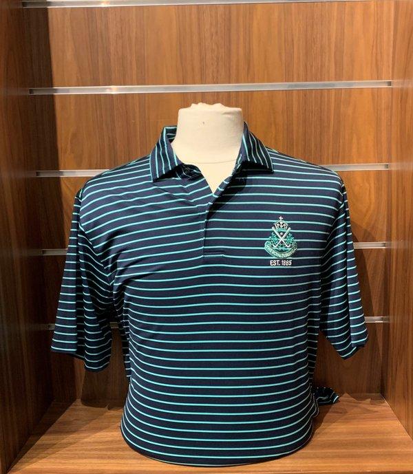 Fairway & Greene Raleigh stripe shirt