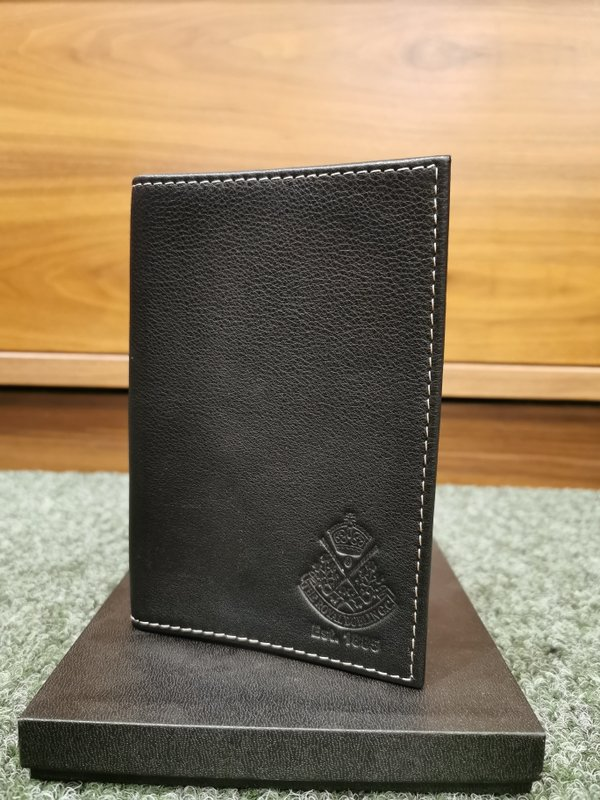 Leather Score Card Holder