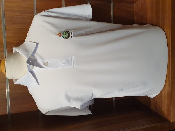 Footjoy Crested White T-Shirt