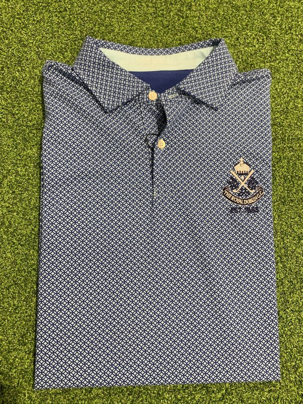 Fairway & Greene Tile pattern shirt