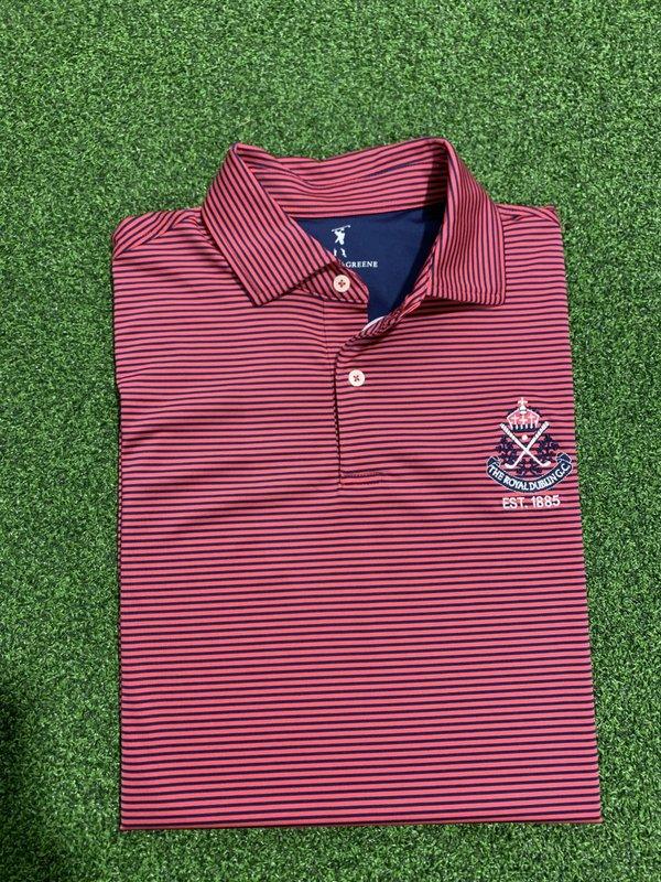 Fairway & Greene Owens stripe shirt