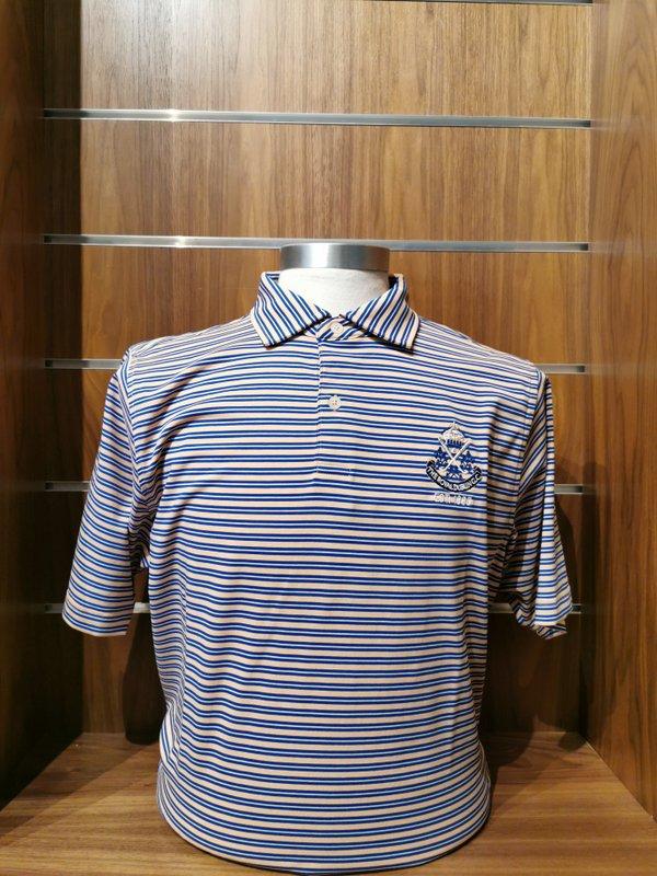 Fairway & Greene Natural stripe shirt